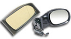 Ford Transit mirrors